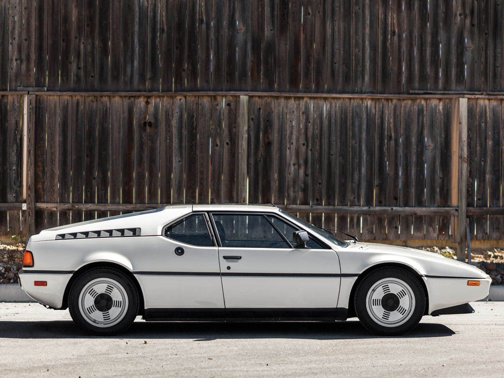 the sexiest new car is probably this 1981 bmw m1 petrolicious. Black Bedroom Furniture Sets. Home Design Ideas